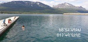 Norweskie fiordy i Lofoty