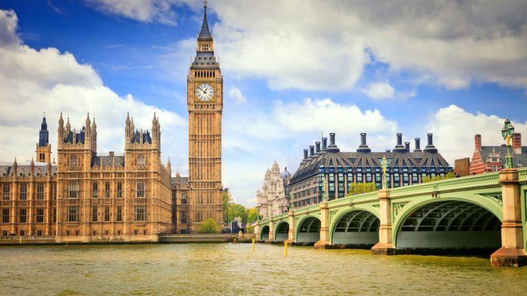 Dookoła Wielkiej Brytanii