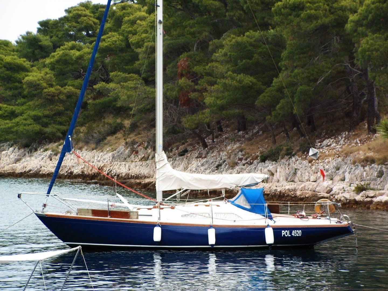 jacht dla dzieci