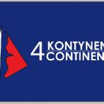 Flaga Fundacji 4 Kontynenty