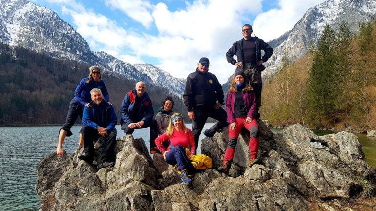 Dzień Kobiet w Alpach