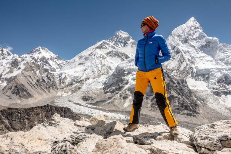 ekipa tworząca zespół Aneta Matula podróżnik górski