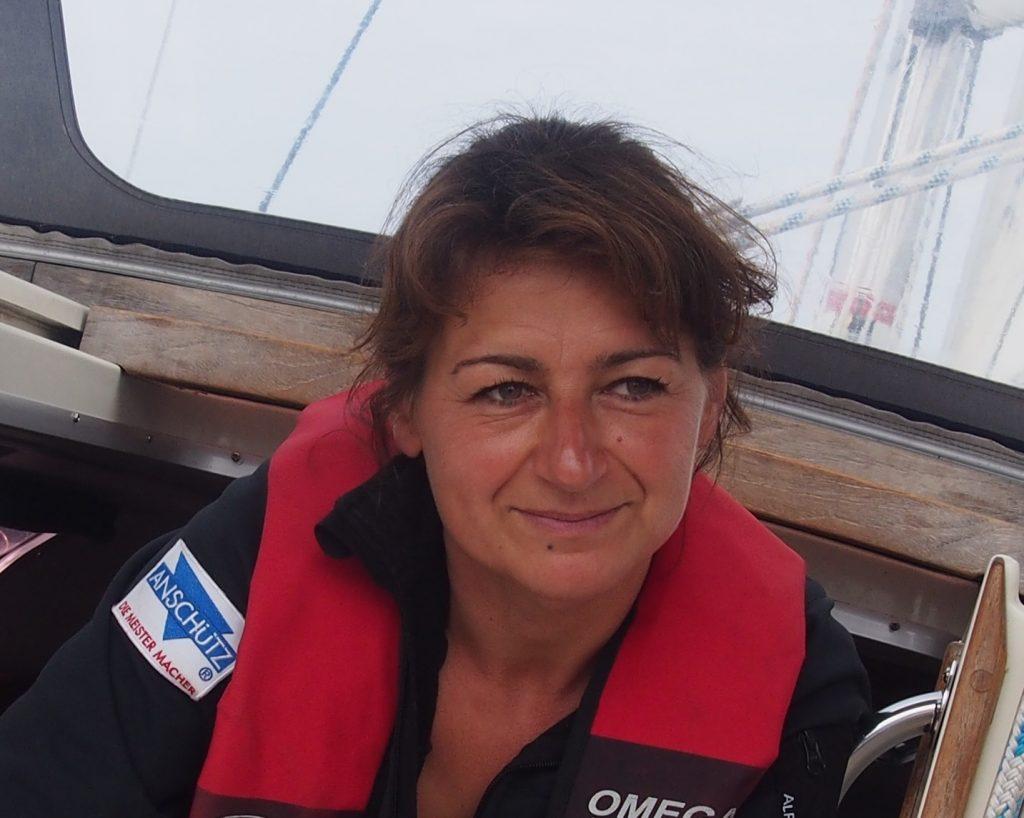 Zespół skipperów Anna Jackiewicz skipper podróżnik