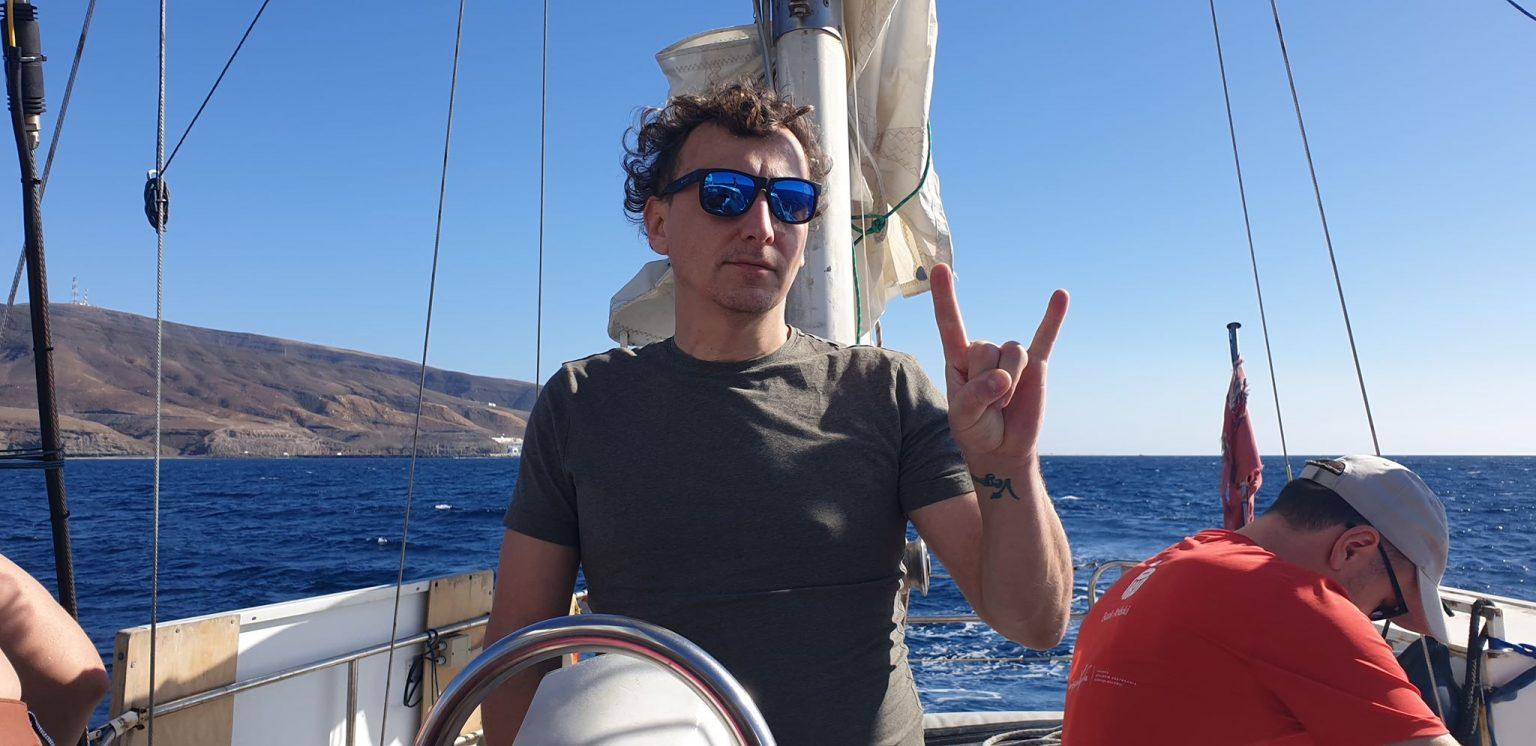 Zespół skipperów Igor Morye redaktor reporter