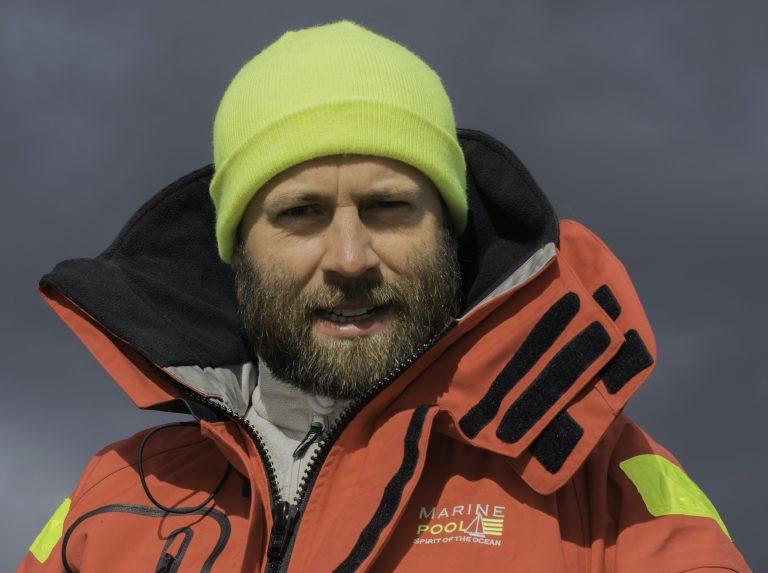 Zespół skipperów Maciej Hejna skipper podróżnik