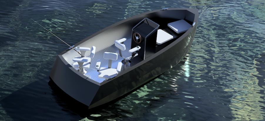 Jacht Sigma 555