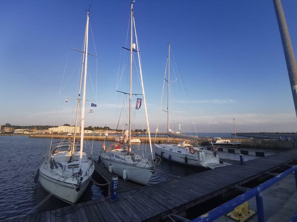 Rejsy po Bałtyku żeglarstwo
