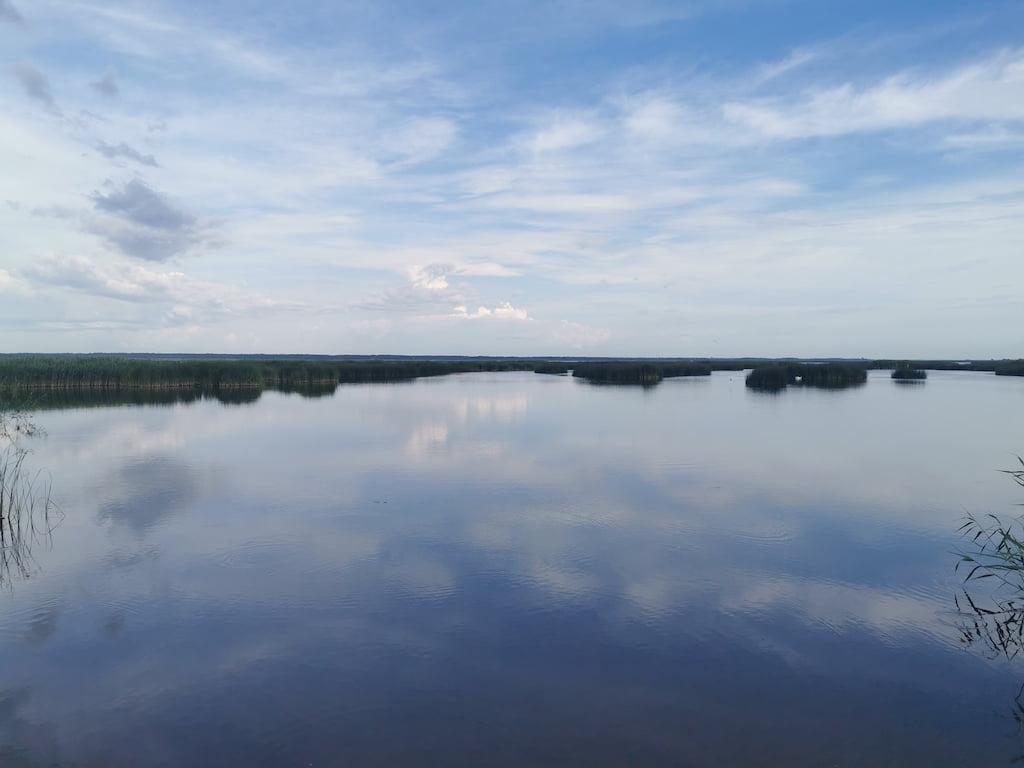 Jezioro Lipaja żeglarstwo rejsy
