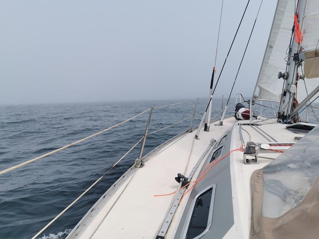Gdzie wiatr poniesie. żegluga