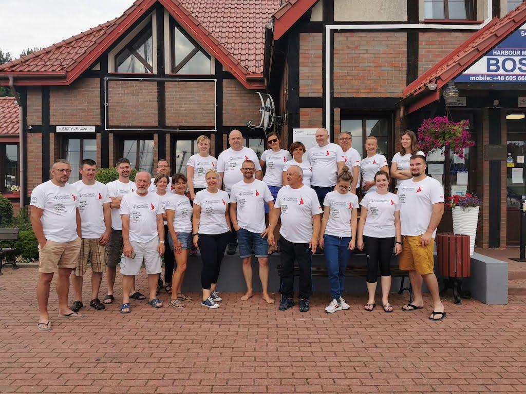 Fiku Miku Po Bałtyku Porta Sailing Team
