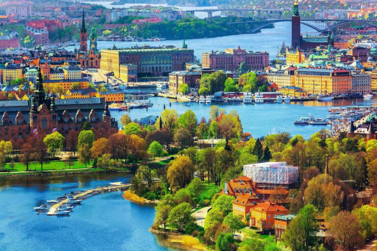 Sztokholm Trekking Sail