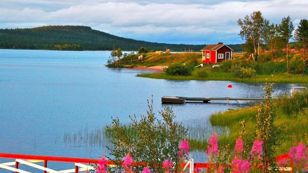 Rejs jachtem Finlandia Trekking